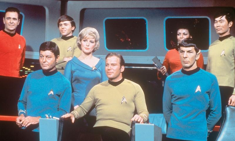 Αποκλειστικά για Star Trek lovers!