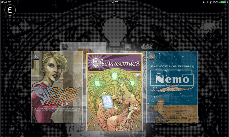 Comics στο iPad σου, για απόλαυση on-the-go