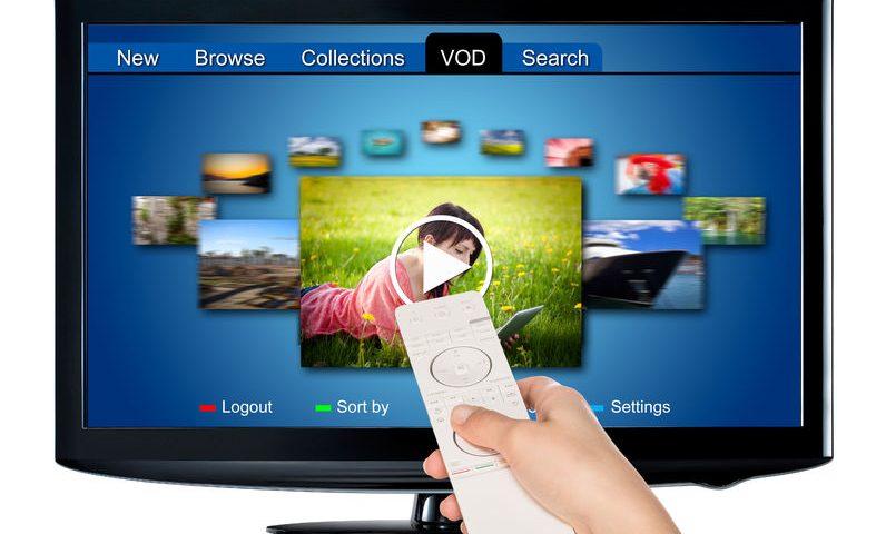 Έξυπνη τηλεόραση με TV box