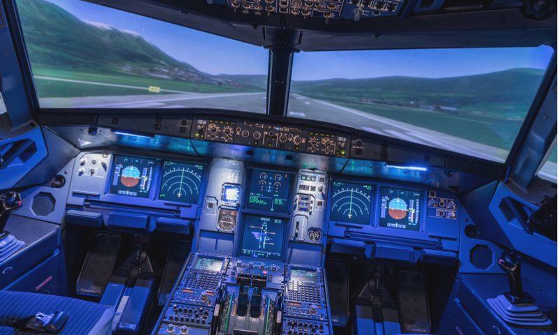 Εικονικές πτήσεις σε όλη τη γη
