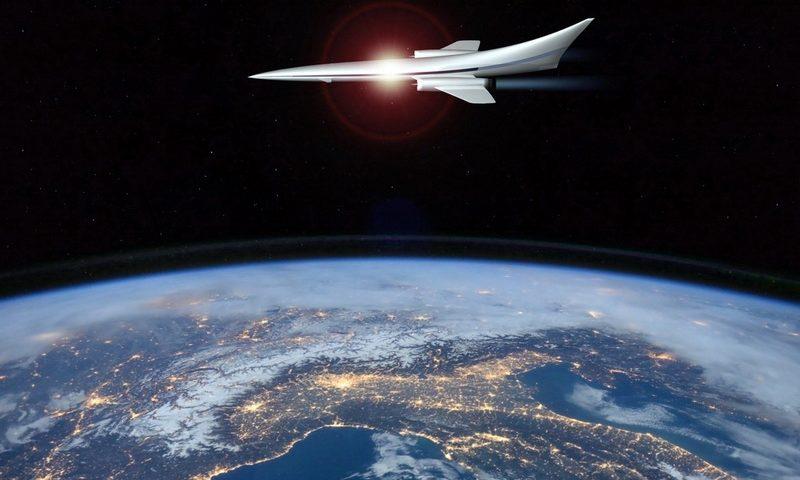 Τουριστικό γραφείο για… διαστημικά ταξίδια