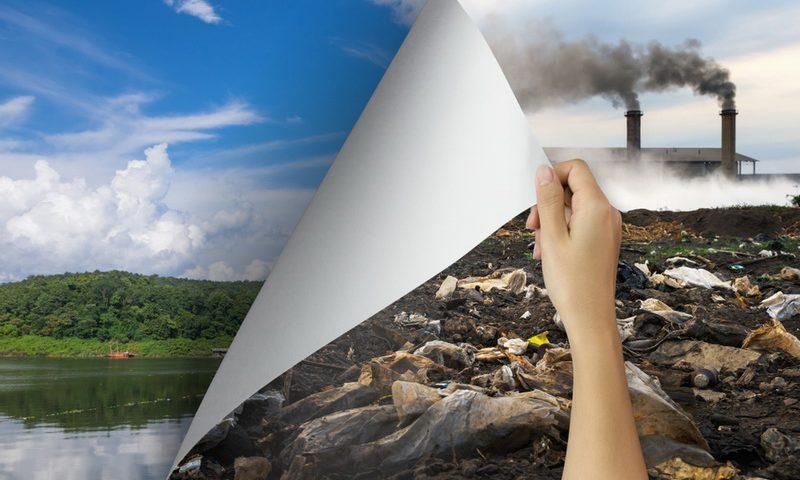 Παρακολουθώντας την κλιματική αλλαγή με τη βοήθεια της τεχνολογίας