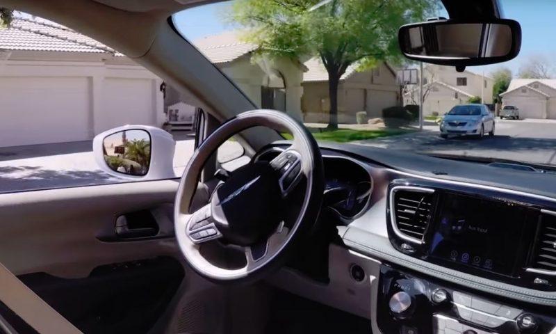 Αυτόνομα οχήματα οδηγούν εικονικά και μαθαίνουν