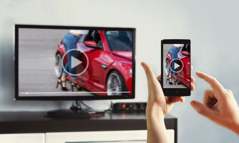 Το smartphone στην TV με USB