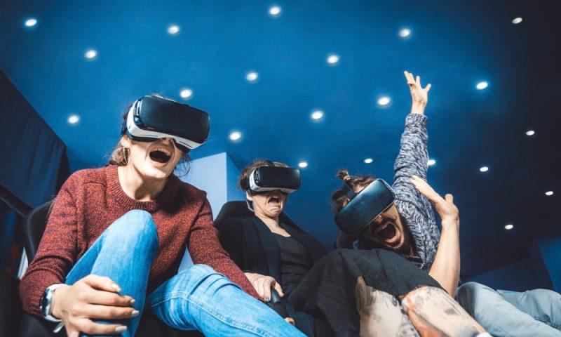 Έρχεται ο VR κινηματογράφος;