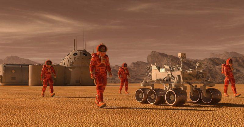 Περπάτα στην επιφάνεια του Άρη (εικονικά φυσικά)