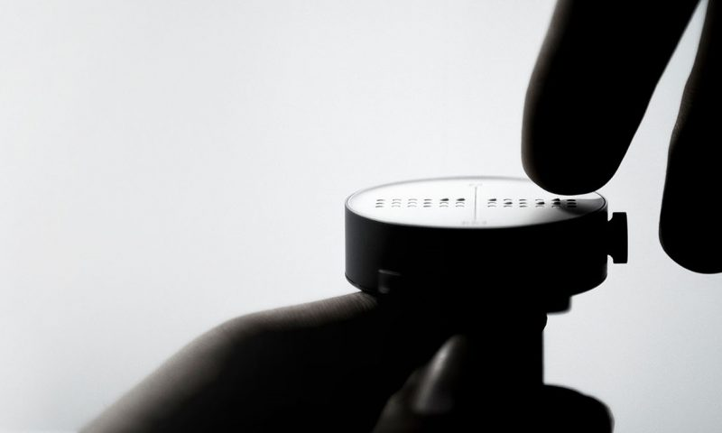 Και οι τυφλοί έχουν το smartwatch τους