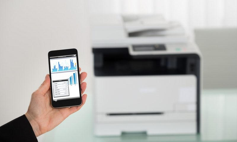 Το κινητό σου είναι (και) printer και scanner