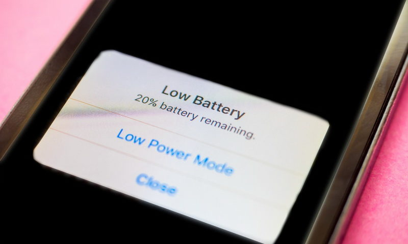 Πώς να αυξήσεις την μπαταρία στο κινητό σου με αυτό το κόλπο