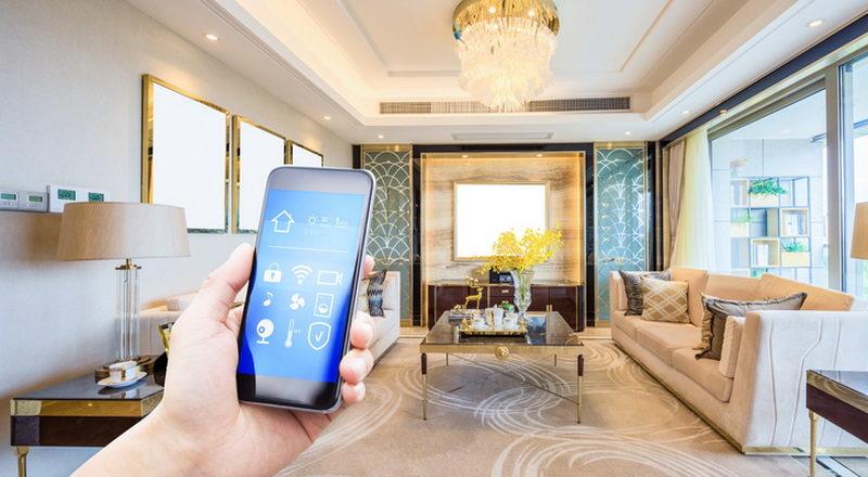 Έλεγχος του σπιτιού από ένα μόνο app