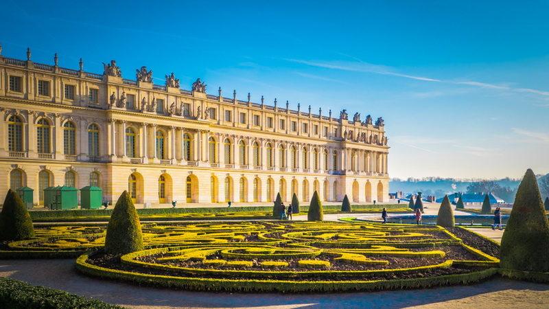 Εικονική βόλτα στις Βερσαλλίες