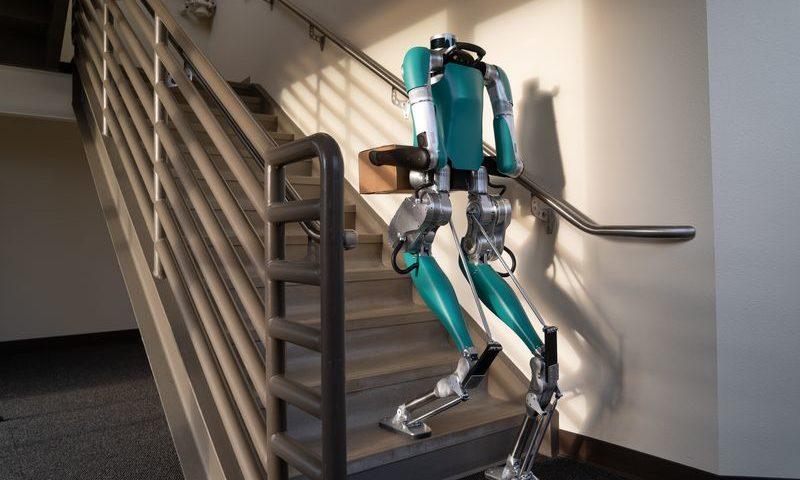 Θες ρομπότ κουβαλητή; Το 'χεις