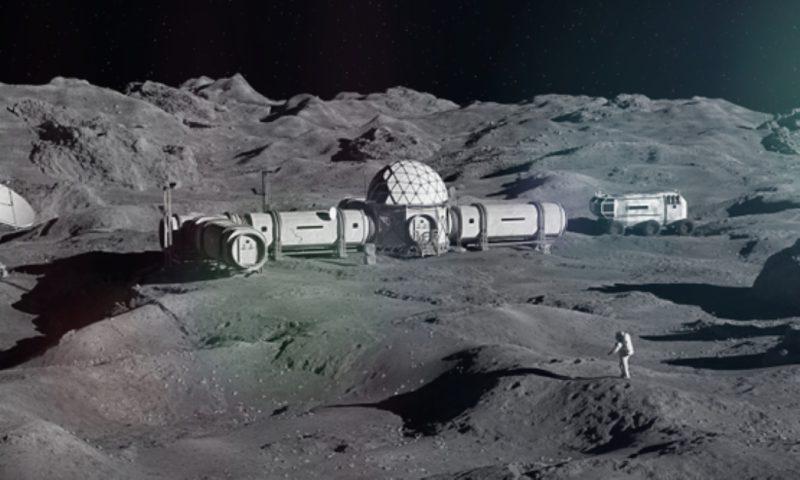 Η Σελήνη αποκτά το πρώτο δίκτυο κινητής τηλεφωνίας