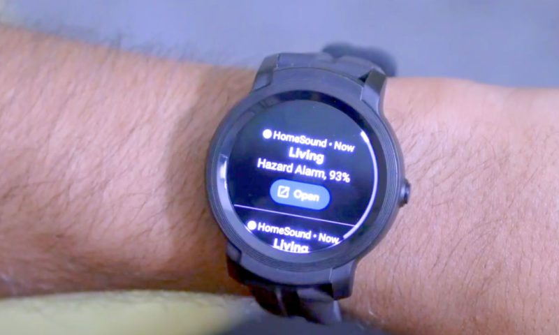 Το Smartwatch που ακούει