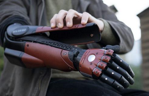Το βιονικό χέρι είναι πραγματικότητα