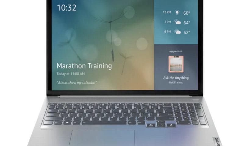 Κάνε το laptop σου Echo Show