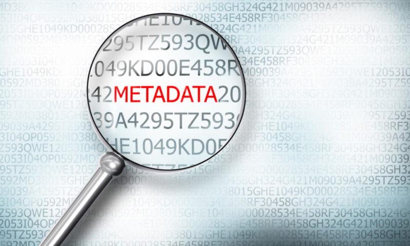 Τι είναι τα metadata και πώς να τα διαγράψεις