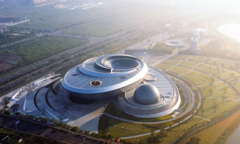 Αυτό είναι το μεγαλύτερο μουσείο αστρονομίας